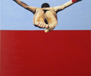 Red 1 Vrij werk van kunstenaar Jacqueline Laimböck